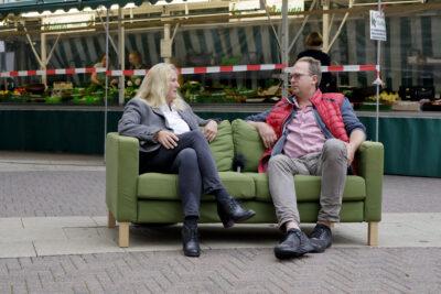 Birgit Neyer & Dietmar Weßling im Gespräch